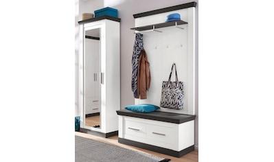 Home affaire Garderoben-Set »Siena«, (Set, 3 St.) kaufen
