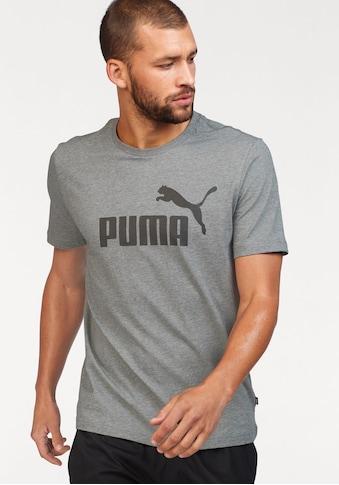 PUMA T - Shirt »ESSENTIAL LOGO TEE« kaufen