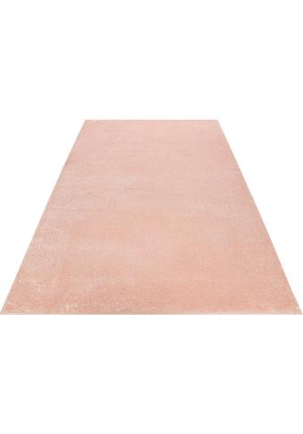 Esprit Teppich »Campus«, rechteckig, 17 mm Höhe, Kurzflor, Wohnzimmer kaufen