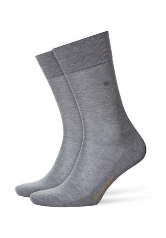 Burlington Socken »Cardiff«, (1 Paar), aus Fil d'Ecosse Baumwolle kaufen