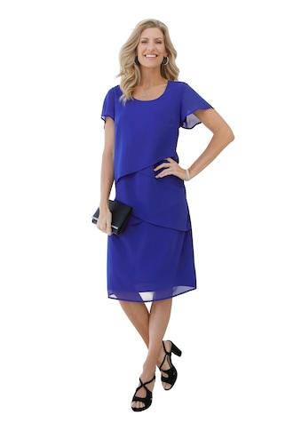 Classic Basics Kleid in duftiger, transparenter Qualität kaufen
