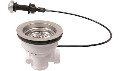 KIRCHHOFF Ventil Korbventil mit Überlaufanschluss und Drehbetätigung kaufen