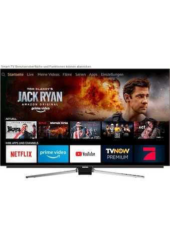 Grundig 55 GOB 9099 OLED LED - Fernseher (139 cm / (55 Zoll), 4K Ultra HD, Smart - TV kaufen