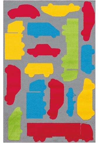 Kinderteppich, »Lol Kids 4433«, Arte Espina, rechteckig, Höhe 11 mm, maschinell gewebt kaufen