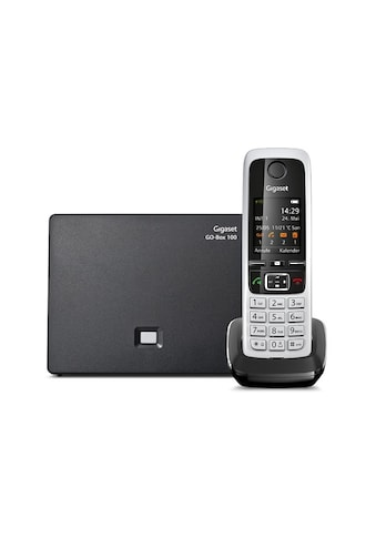 Gigaset Schnurloses DECT-Telefon »C430 A«, (Mobilteile: 1), Anrufbeantworter,... kaufen