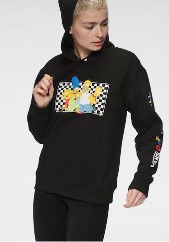 Vans Kapuzensweatshirt »VANS X THE SIMPSONS« kaufen
