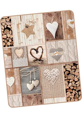 Wohndecke »Romantic«, good morning kaufen