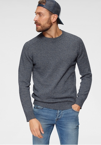 Jack & Jones Rundhalspullover »MELIN KNIT CREW NECK« kaufen