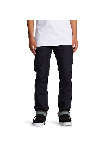 DC Shoes Straight - Jeans »Worker Indigo Rinse« kaufen