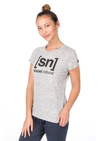 SUPER.NATURAL T - Shirt »W ESSENTIAL I.D. TEE« kaufen