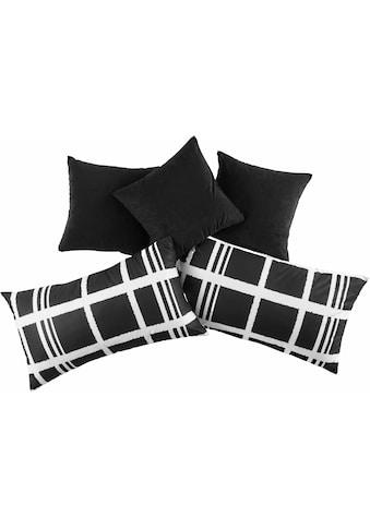 Westfalia Schlafkomfort Kissen - Set, (5 - tlg.) kaufen