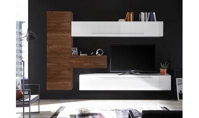 LC Wohnwand »Line/cube« (Set, 6 - tlg) kaufen