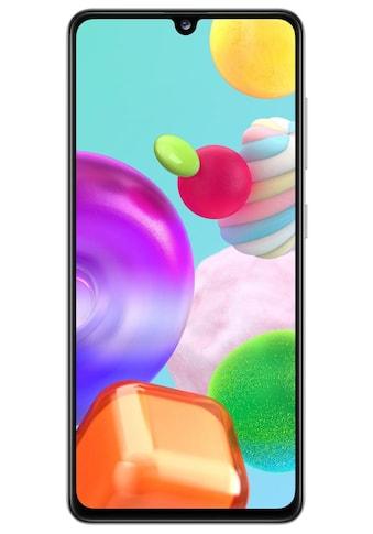 """Samsung Smartphone »Galaxy A41, 64 GB, 6,1 """"«, (15,24 cm/6,1 """", 64 GB Speicherplatz,... kaufen"""