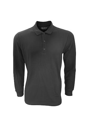 Gildan Poloshirt »Herren Premium Pique Polo - Hemd, langärmlig« kaufen