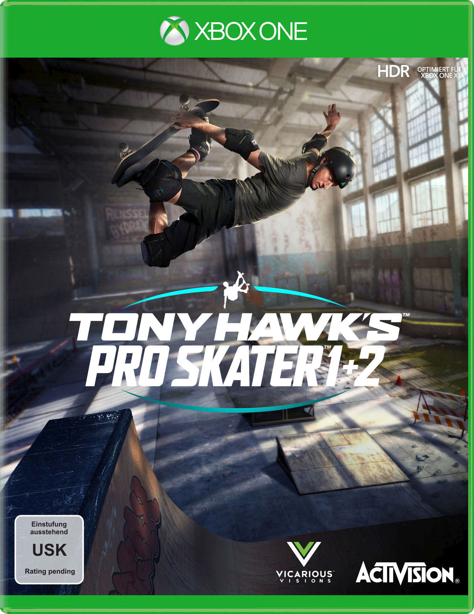 Image of Activision Spiel »Tony Hawk's Pro Skater 1+2«, Xbox One