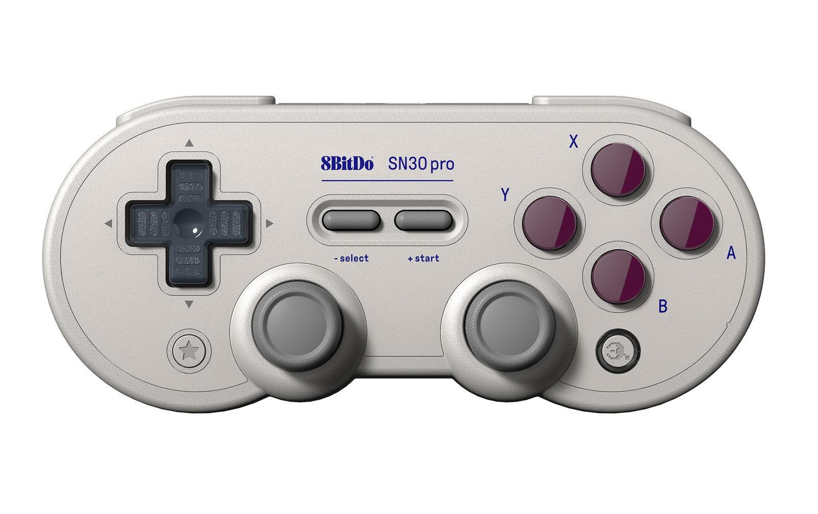 Image of 8bitdo Gamepad »SN30 Pro G Classic Edition«