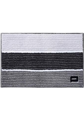 Badematte »Lines«, Joop!, Höhe 20 mm, rutschhemmend beschichtet, fussbodenheizungsgeeignet kaufen