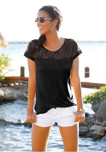 LASCANA Strandshirt kaufen