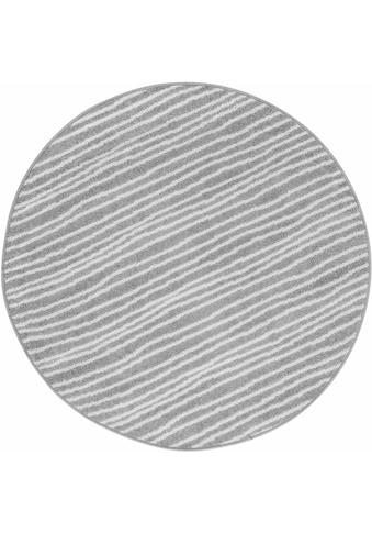 Teppich, »Bolonia 562«, Andiamo, rund, Höhe 6 mm, maschinell gewebt kaufen