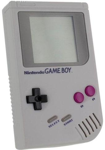 Paladone Wecker »Game Boy Wecker mit LED Anzeige« kaufen