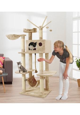 ABUKI Kratzbaum »Mimsi«, hoch, BxTxH: 84x53x155 cm kaufen