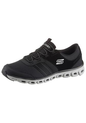 Skechers Slip-On Sneaker »GLIDE-STEP JUST BE YOU«, mit weich gepolsterter Innensohle kaufen