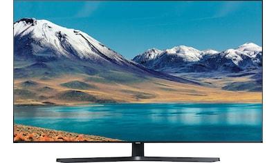 Samsung GU65TU8509 LED - Fernseher (163 cm / (65 Zoll), 4K Ultra HD, Smart - TV kaufen