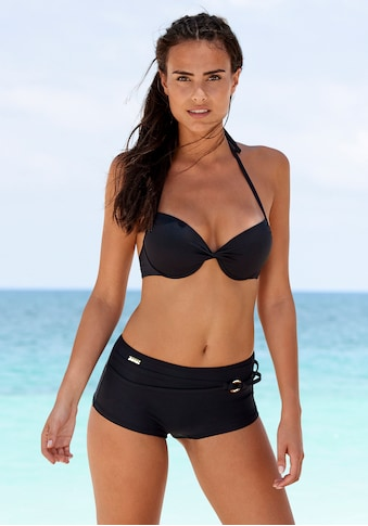 LASCANA Bikini-Hotpants »Italy«, Mit Gürtel kaufen