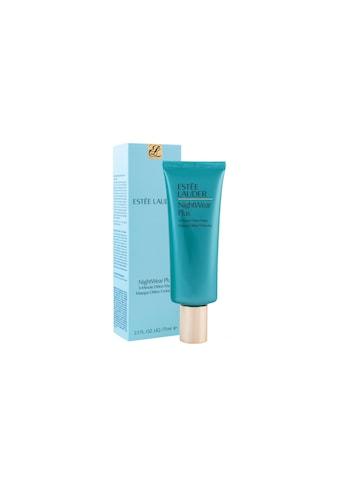 ESTÉE LAUDER Gesichtsmaske »Detox NightWear 3 Minute 75 ml«, Premium Kosmetik kaufen