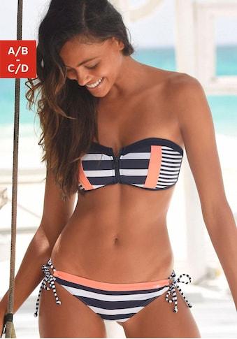 KangaROOS Bandeau - Bikini - Top »Anita« kaufen