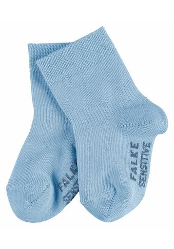 FALKE Socken »Sensitive«, mit extra weichem Bündchen kaufen
