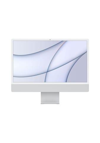 """Apple iMac »iMac (2021), 24"""", 4K Retina, 8GB RAM, 256 GB Speicherplatz«, MGTF3SM/A kaufen"""