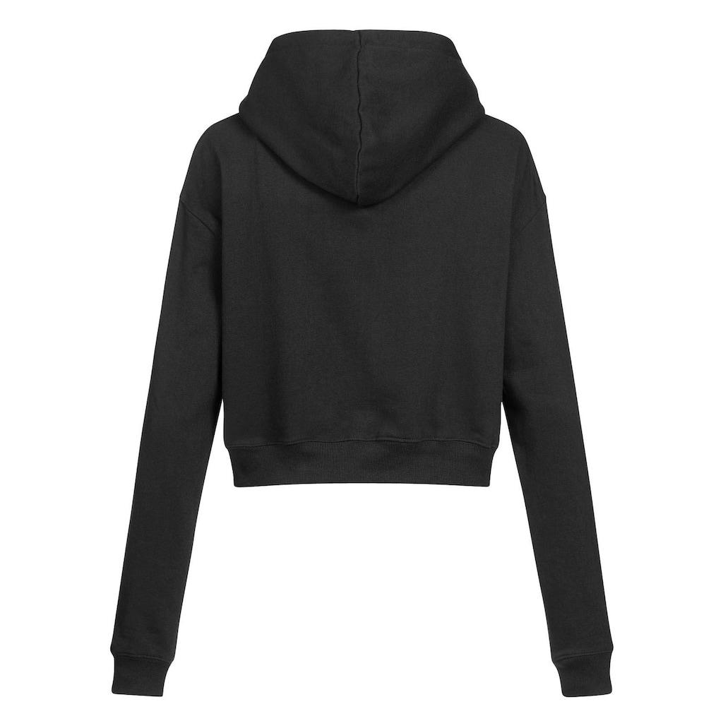 Lonsdale Kapuzensweatshirt »Crop Top ROXETH«
