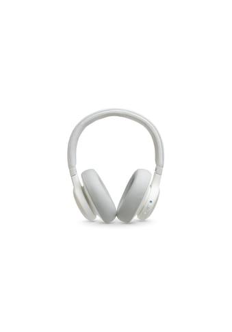JBL Over-Ear-Kopfhörer »LIVE 650BTNC Weiss«, Noise-Cancelling-Rauschunterdrückung kaufen
