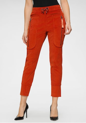 MAC Jogger Pants »Future-Pants«, Jop-Pants mit grossen Reissverschluss -Taschen kaufen