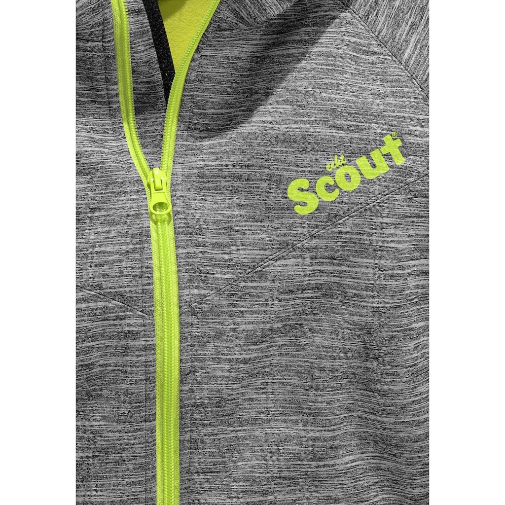 Scout Softshelljacke