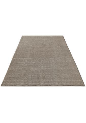 GOODproduct Teppich »Grunno«, rechteckig, 8 mm Höhe, aus recyceltem Material, Wohnzimmer kaufen