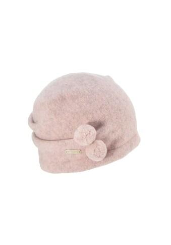 Seeberger Fleecemütze »Walkbeanie mit Minipompoms 16609-0« kaufen