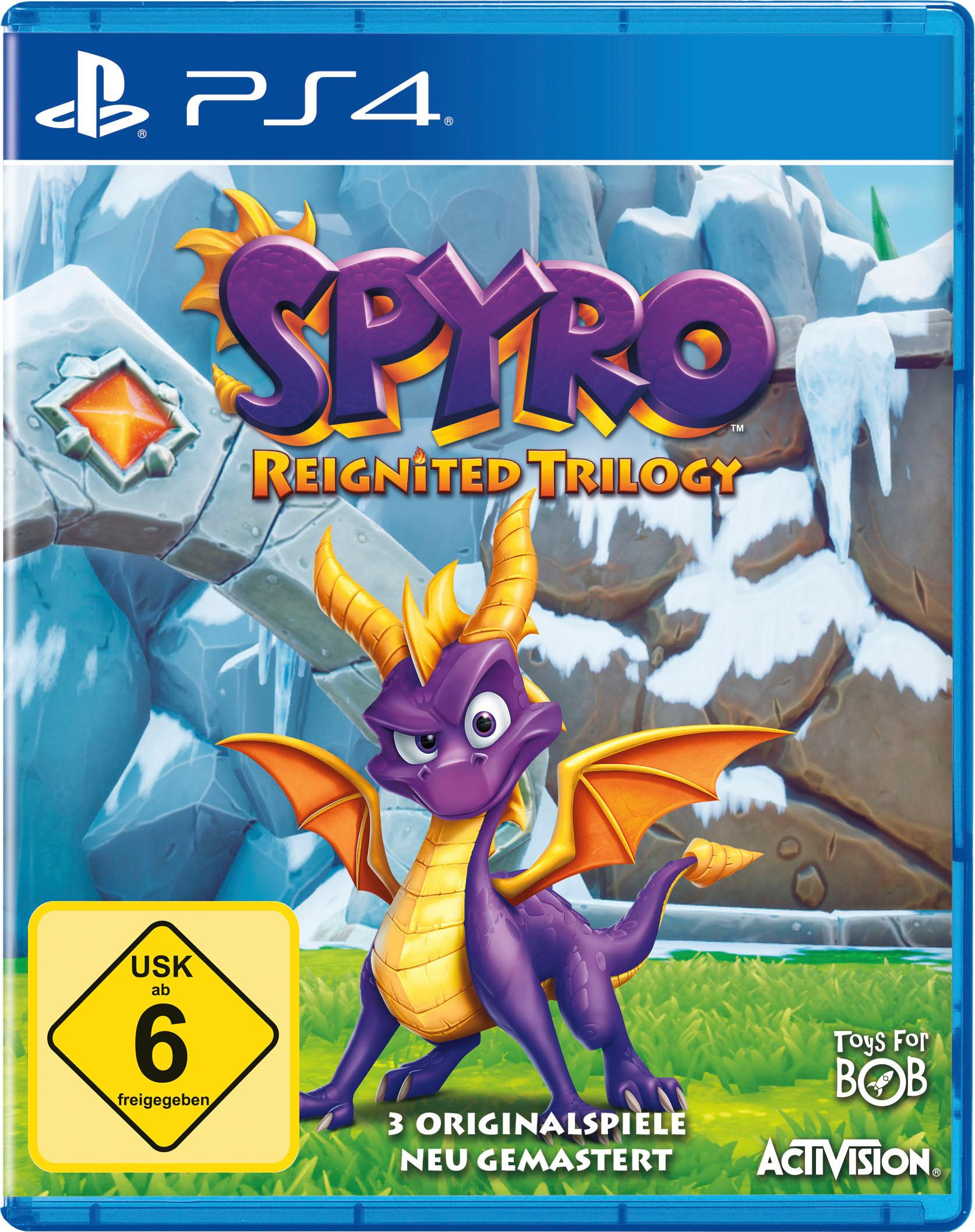 Image of Activision Spiel »Spyro Reignited Trilogy«, PlayStation 4