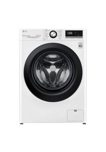 LG Waschmaschine, F4WV308SB, 8 kg, 1400 U/min kaufen