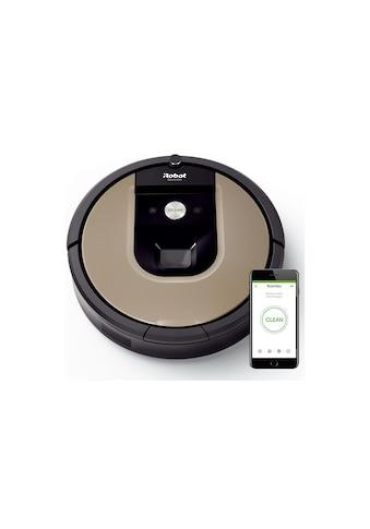 Saugroboter, iRobot, »Roomba 976« kaufen