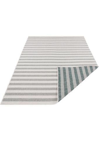 freundin Home Collection Teppich »Delilia«, rechteckig, 5 mm Höhe, In- und Outdoor geeignet, Wendeteppich, Wohnzimmer kaufen