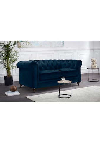 Premium collection by Home affaire Chesterfield-Sofa »Chambal«, mit klassischer... kaufen