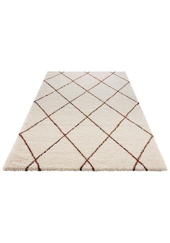 MINT RUGS Hochflor-Teppich »Feel«, rechteckig, 35 mm Höhe, besonders weich durch... kaufen
