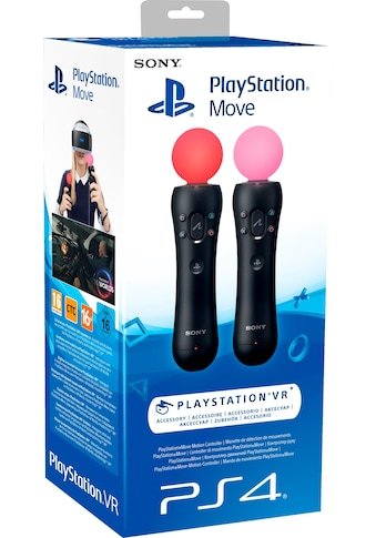 PlayStation 4 Motion-Controller »Move«, Twin Pack 2018 kaufen