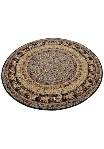 Teppich, »Karavane«, my home, rund, Höhe 7 mm, maschinell gewebt kaufen