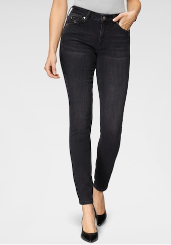 Calvin Klein Jeans Skinny-fit-Jeans »CKJ 011 MID RISE SKINNY«, mit Fadeout Effekt,... kaufen