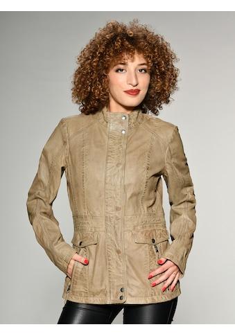 MUSTANG Lederjacke »Jasmin« kaufen