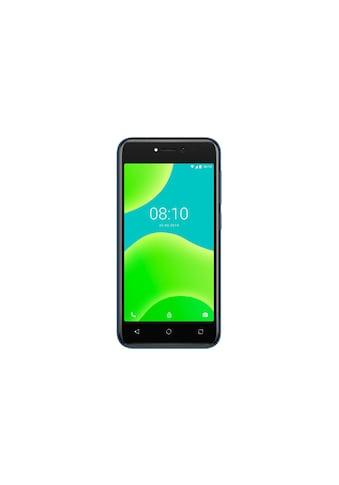 "WIKO Smartphone »Y50 16GB Blau«, (12,7 cm/5 "" 16 GB Speicherplatz, 5 MP Kamera) kaufen"