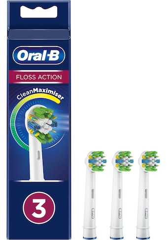 Oral B Aufsteckbürsten Tiefenreinigung mit CleanMaximiser - Borsten kaufen